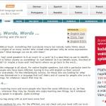 Bezplatné testy - angličtina online
