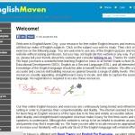Škola angličtiny na englishmaven